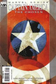 Captain America The Chosen #1 (2007) Marvel comic book